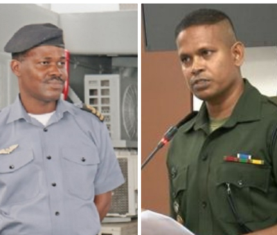 Retroactive promotion could produce new GDF boss, command structure