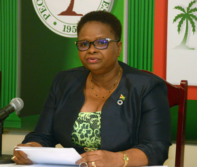 Lawrence accuses GPF of harassment as election charges comes in drips