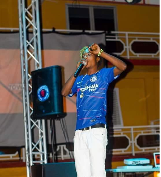 Albouystown youth defies the odds; says music helped him make good choices