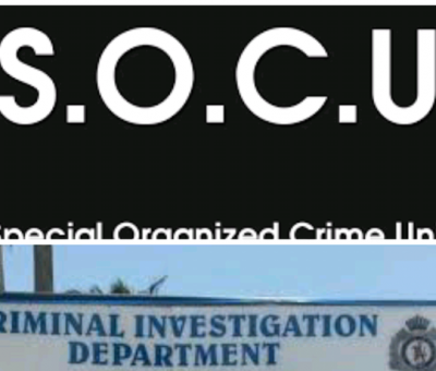 Several ranking police officers under investigation by SOCU and CID