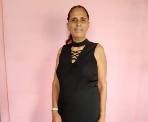 53-Y-O missing from Sophia home eight days now