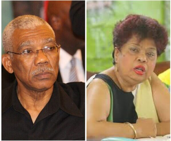 BREAKING: PNC executive committee blast Granger and Amna Ally for their recent behaviours