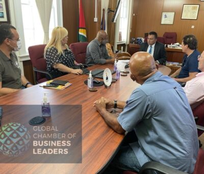 Brazilian consortium, GCBL reps meet Go-Invest on soybean and corn cultivation